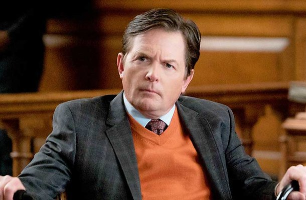 Michael J. Fox in Designated Survivor