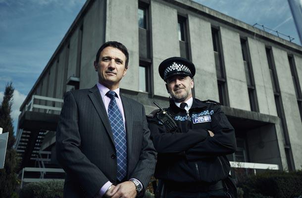 Een echte moord in The murder detectives