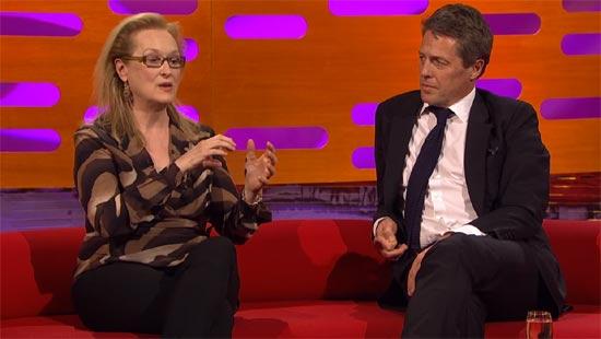 Meryl Streep doet boekje open over verleden