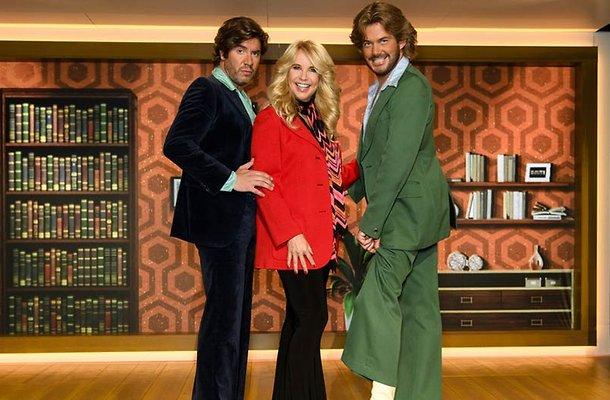 De TV van gisteren: Oh, wat een jaar best bekeken programma