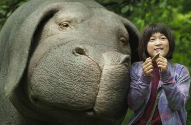 Derde trailer Netflix-film Okja
