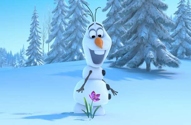 Olaf uit Frozen krijgt minifilm