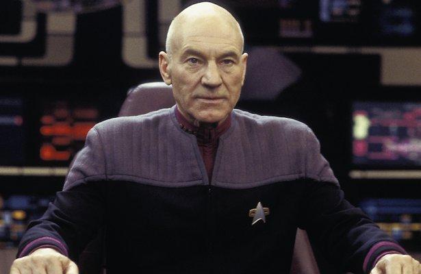 Patrick Stewart in nieuwe tv-serie Star Trek