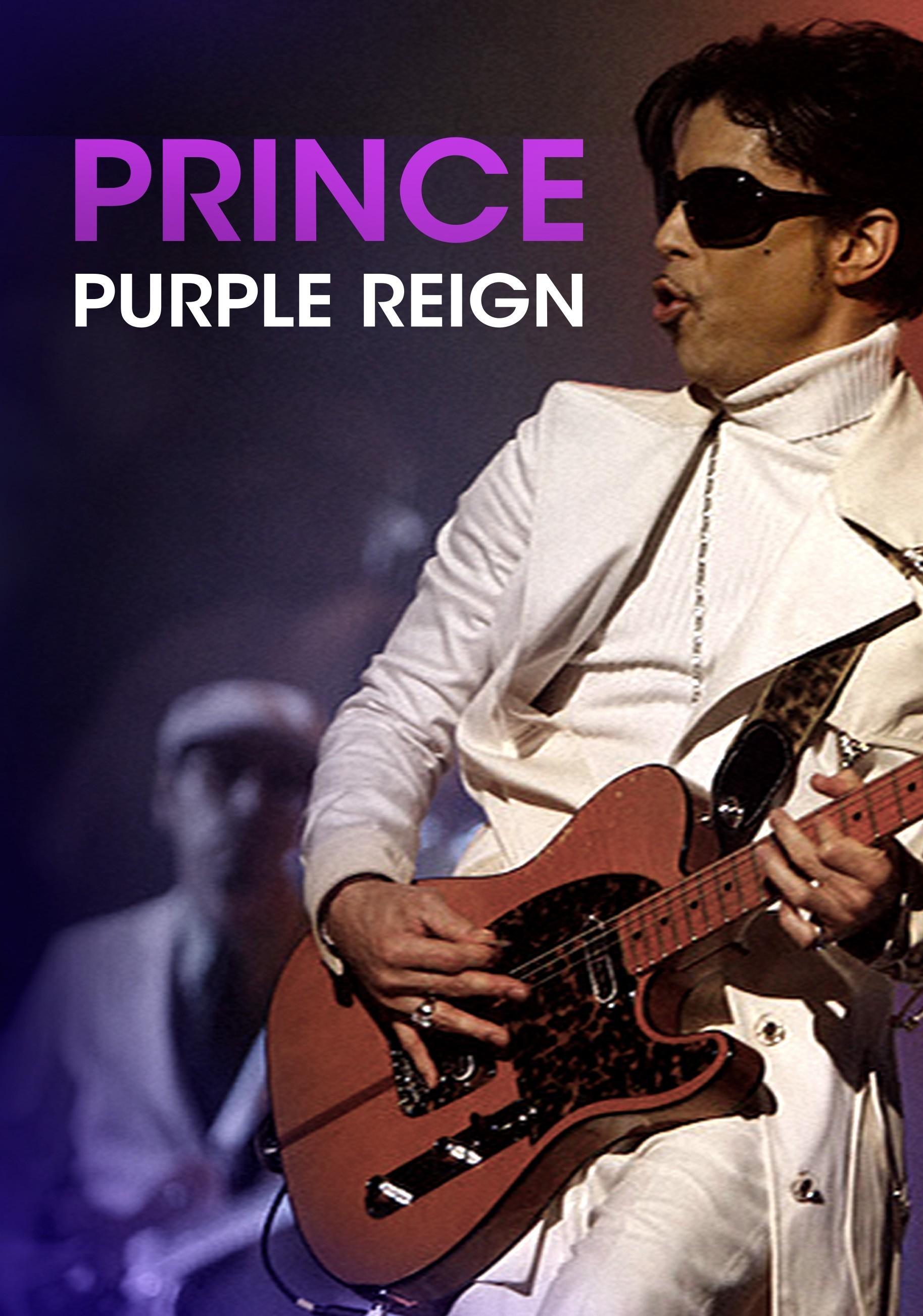 Gratis film: Prince: Purple Reign