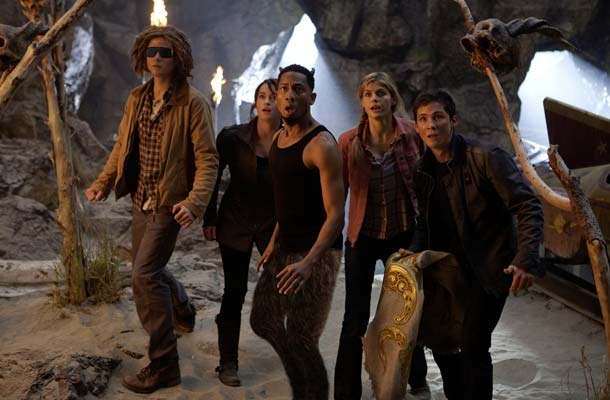 Trailer: Percy Jackson: Sea of Monsters