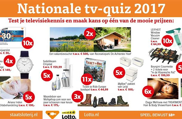 Nationale tv-quiz 2017