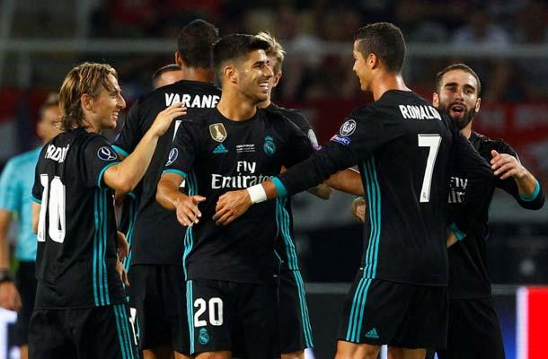 Makkie voor Real Madrid?
