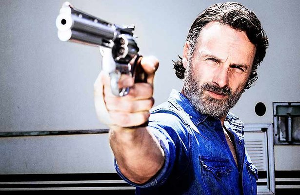 Andrew Lincoln vertrekt bij The Walking Dead