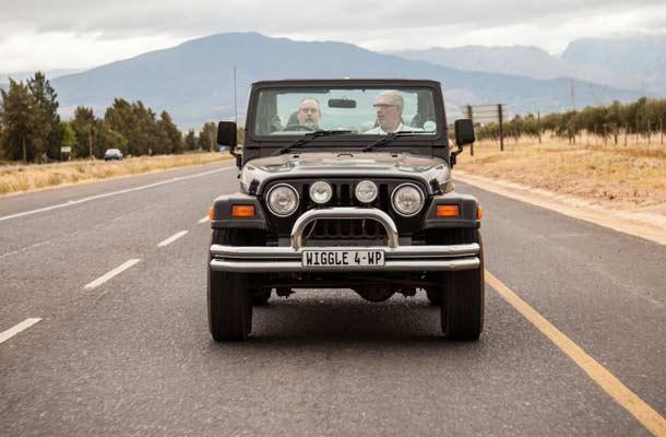 Roadtrip door Zuid-Afrika in De Wit, Rosé & Roodtrip