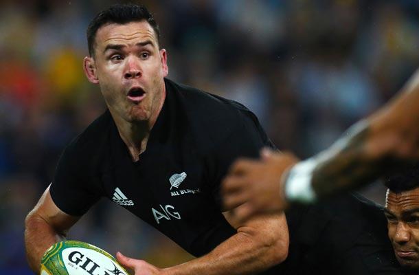 Rugbykampioen All Blacks in Europa