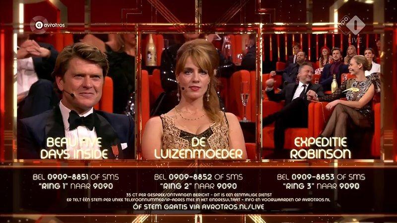 Liveblog Gouden Televizier-Ring 2018 - Televizier nl