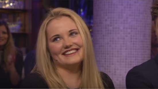 Nederlandse Laura laat uniek zangtalent horen