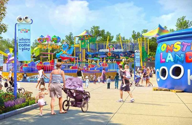 Sesamstraat-pretpark in Amerika speciaal voor autistische kinderen