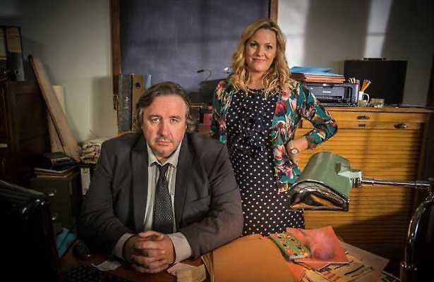 Shakespeare and Hathaway: Private investigators is Britse detective op BBC First