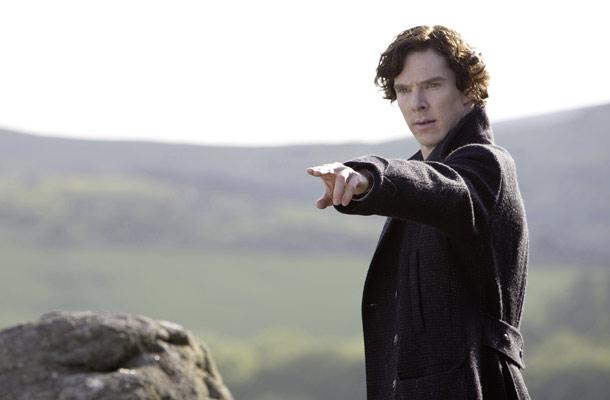 Eerste beelden Sherlock opgedoken