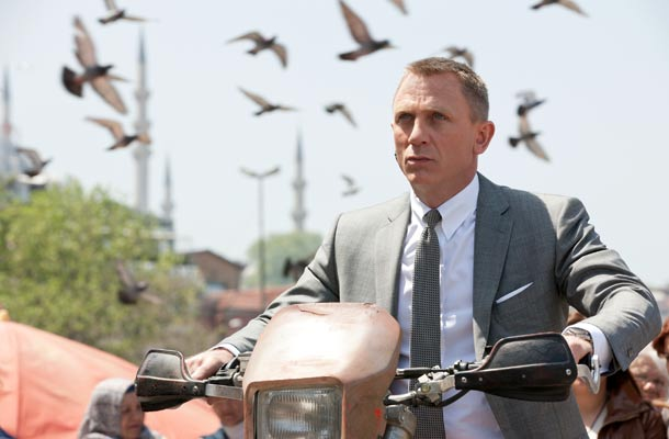 Skyfall: Meest succesvolle Bondfilm ooit