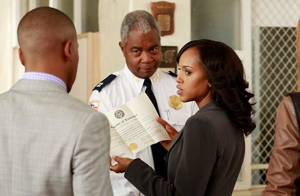 Cross-over How to get away with murder en Scandal in de maak