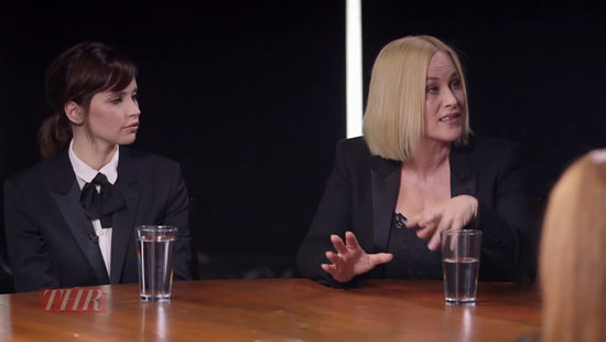 Amy Adams & Patricia Arquette On Nude Photo Hack: Actress Roundtable