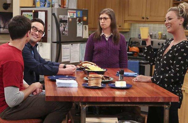 The Big Bang Theory-sterren leveren geld in
