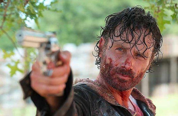 The Walking Dead wordt mogelijk een film