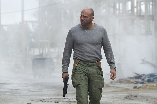 The Expendables 2: Barney Ross is terug