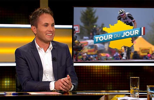 Bart Nolles vervangt Wilfred Genee in Tour du jour