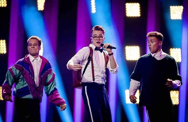 De TV van gisteren: 1,1 miljoen voor 1ste halve finale Eurovisie Songfestival