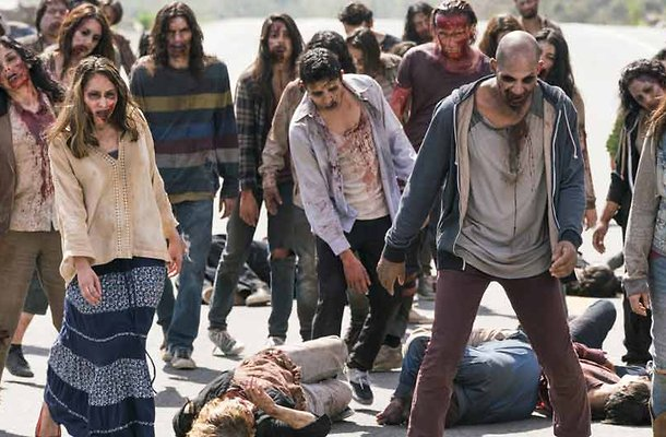 Stuntman The Walking Dead overleden