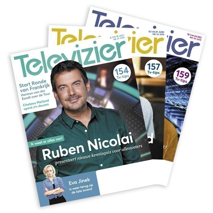 Covers Televizier