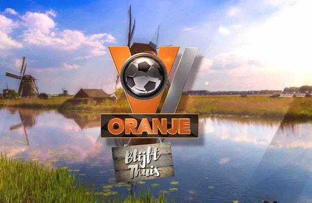 De TV van gisteren: 523.000 voor eerste VI Oranje Blijft Thuis