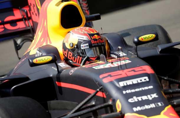 Prachtig gevecht tussen Verstappen en Vettel
