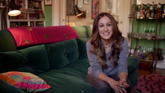 73 vragen aan Sarah Jessica Parker