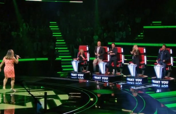 Coaches The Voice Senior bekend