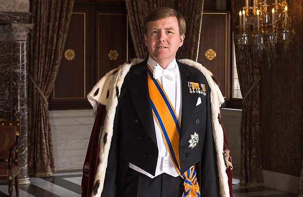 Willem-Alexander vijf jaar op de troon