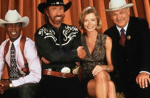 Chuck Norris eist alsnog fortuin voor Walker, Texas Ranger