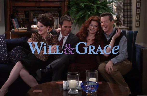 Will & Grace nog zeker tot 2020 op televisie