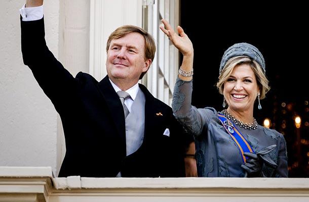 Willem-Alexander en Máxima op staatsbezoek in Portugal