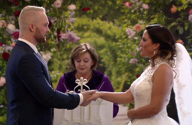 De TV van gisteren: 969.000 voor eerste huwelijk in Married at First Sight