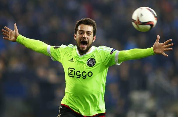 Ajax naar halve finale Europa League