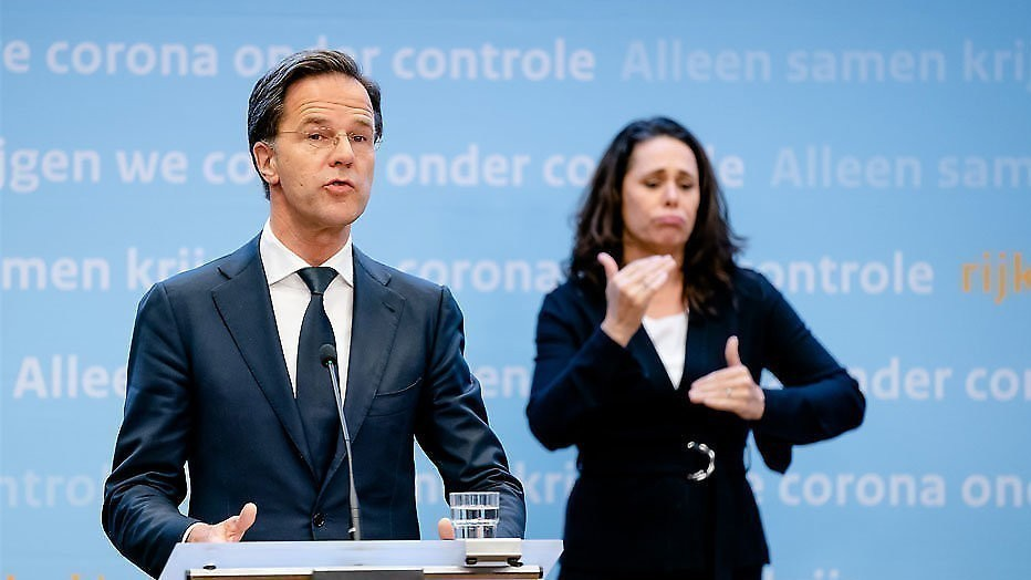 De Tv-tips Voor 6 Mei: Persconferentie Mark Rutte