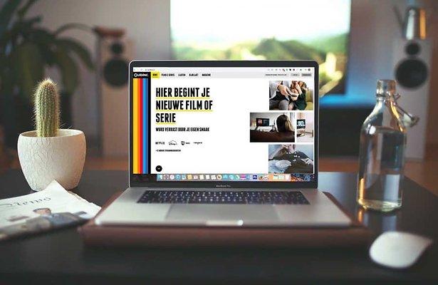 Je nieuwe film of serie vind je met Guidinc.nl
