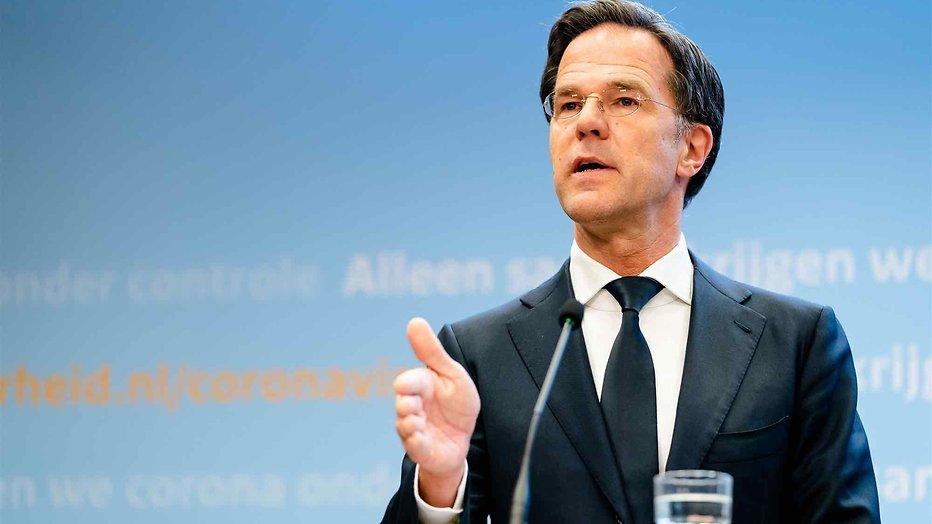De Tv Van 21 April: Persconferentie Mark Rutte Over