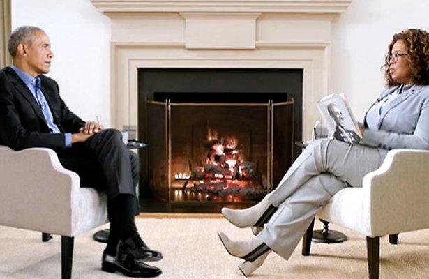 Apple TV+: Oprah en Obama in een openhartig interview