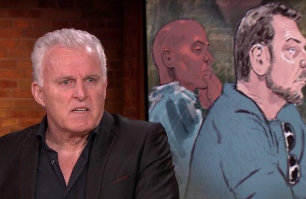 Peter R. de Vries breekt in RTL Boulevard